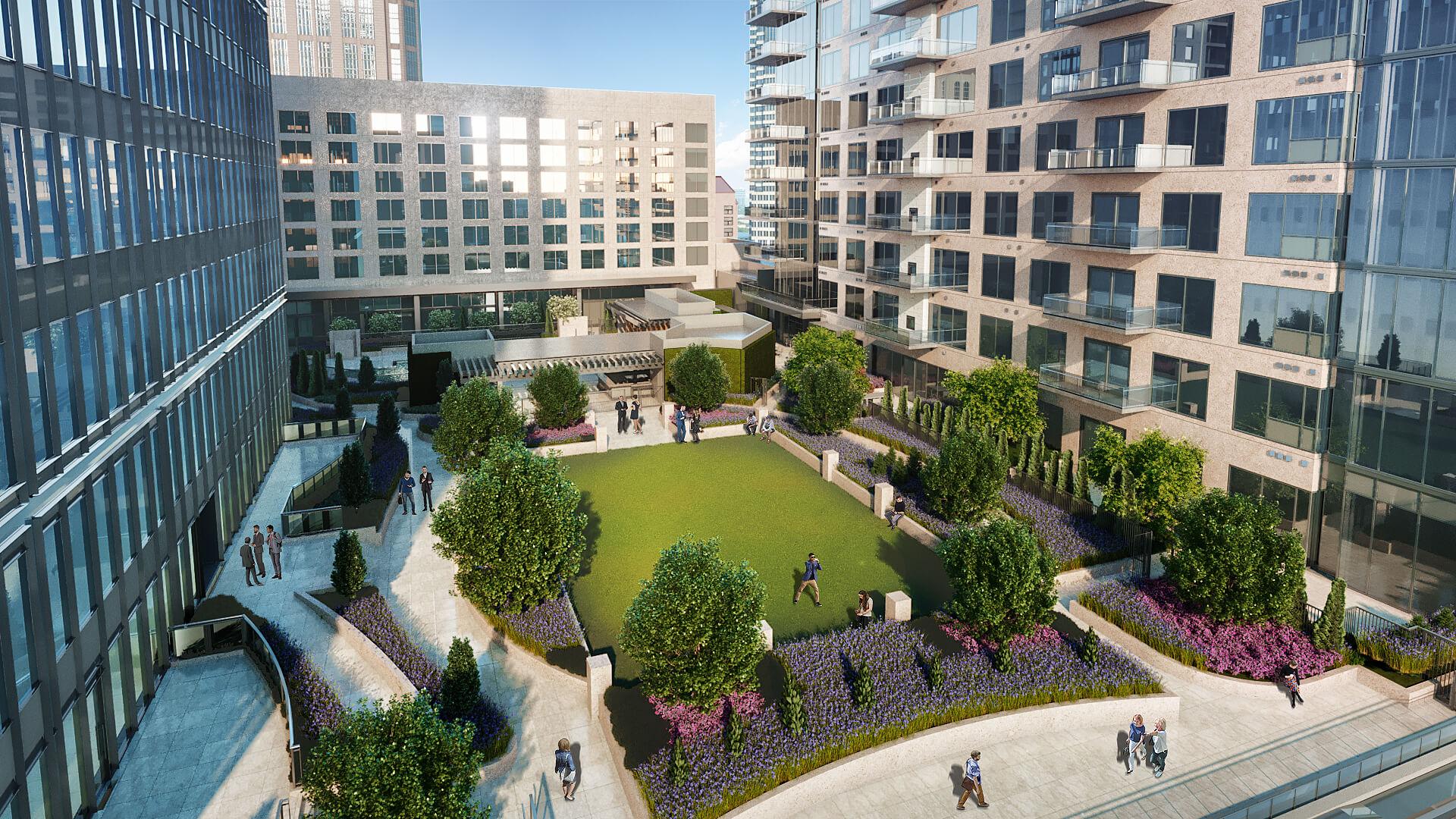 Selig Enterprises plans $400 million Midtown mixed-use project