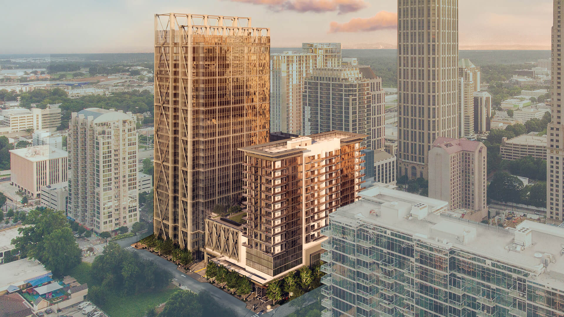 Residents can buy a new luxury Midtown condo for at least $500K