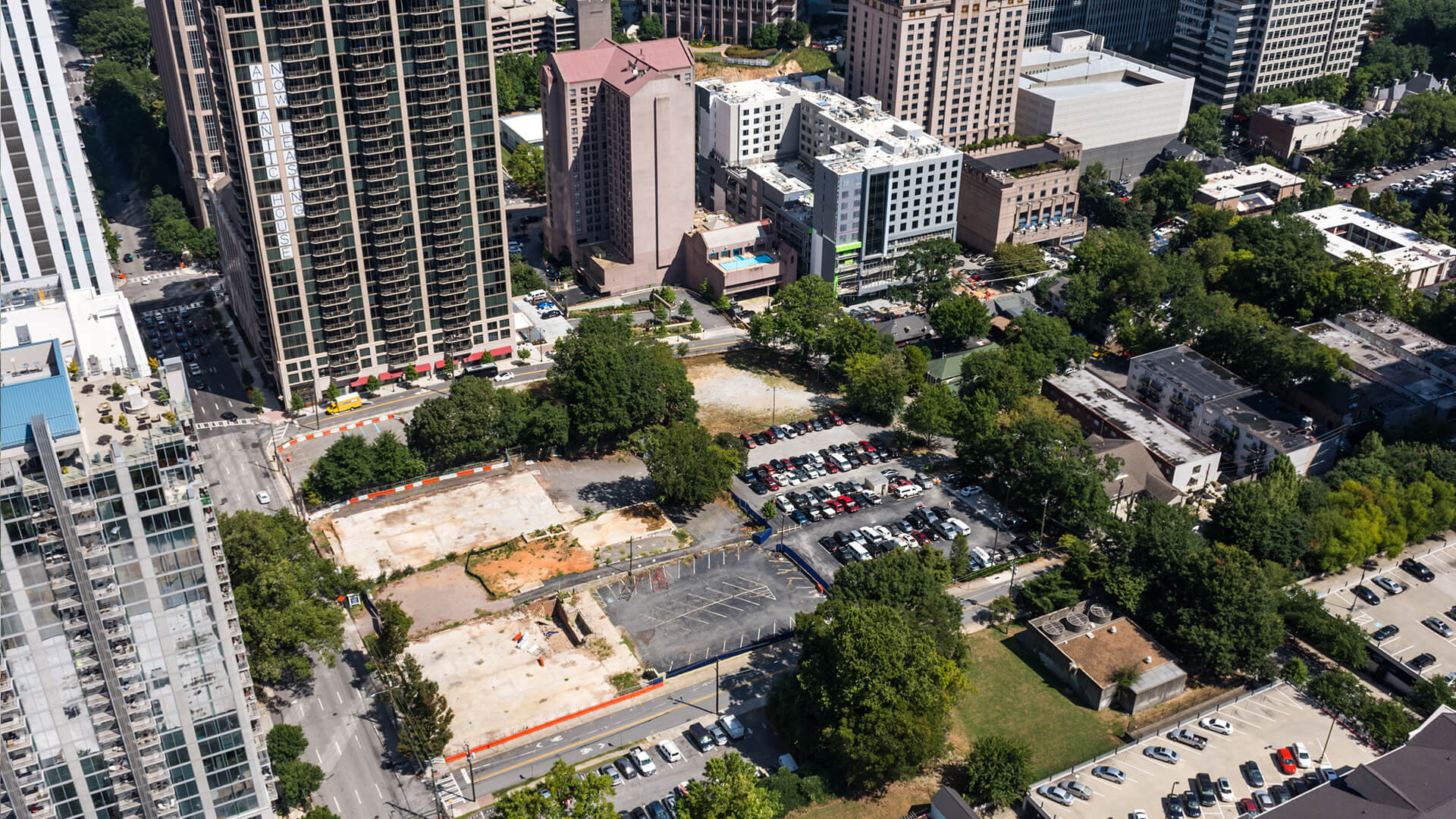 Entire Midtown block bulldozed for massive mixed-use project