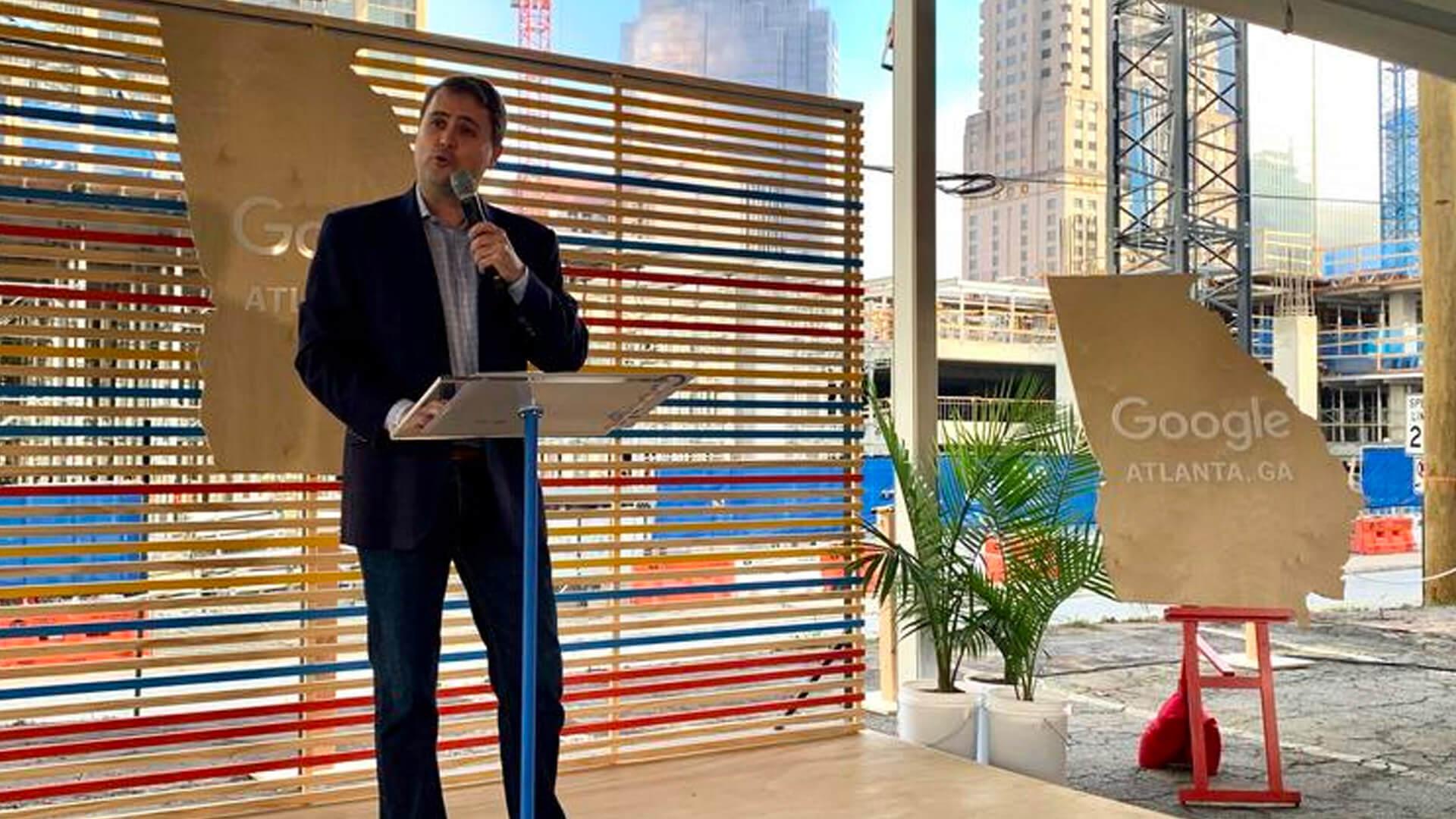 Google confirms Atlanta expansion, but details still vague