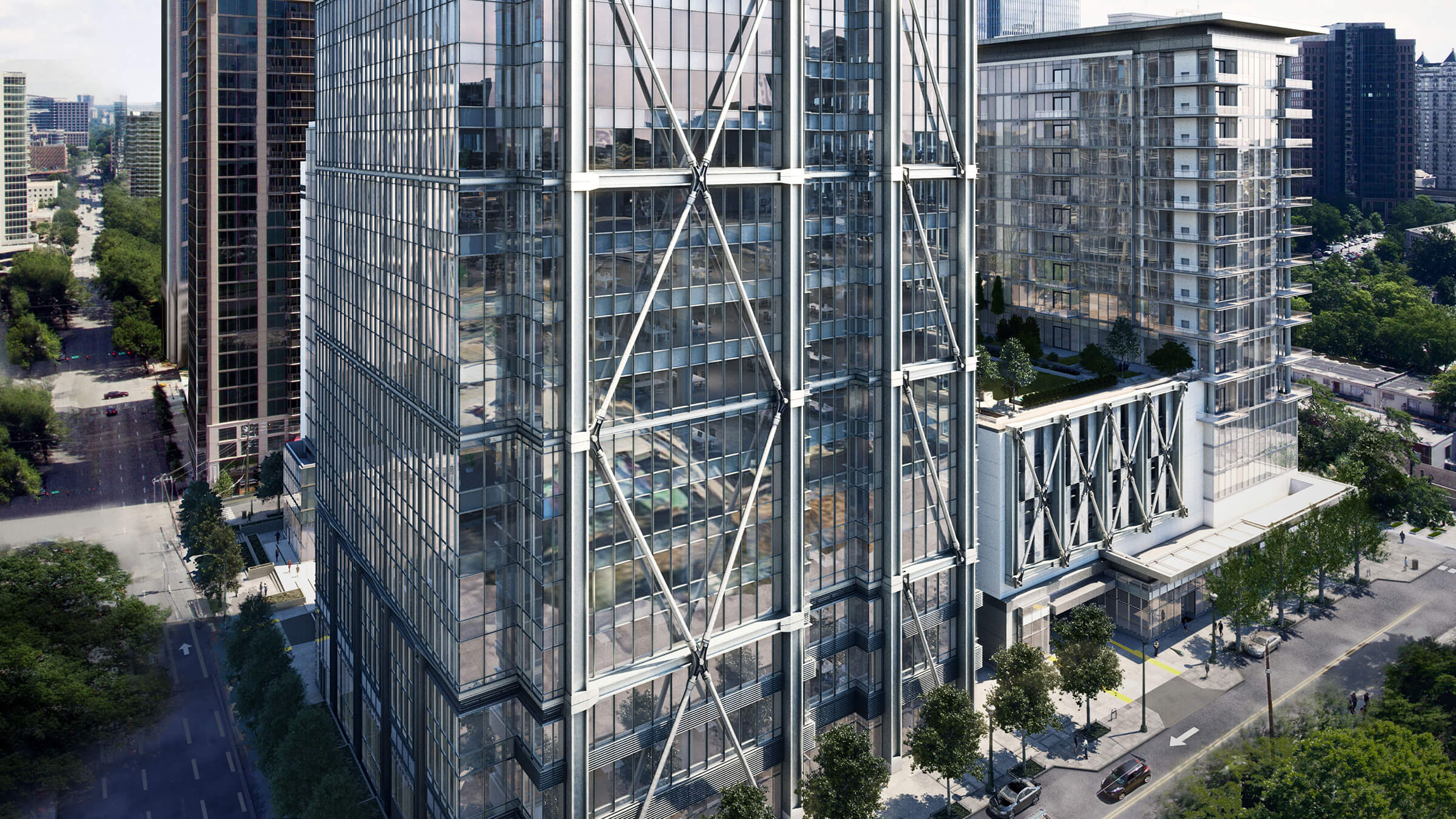Rockefeller Group Joins Atlanta Mixed-Use Development