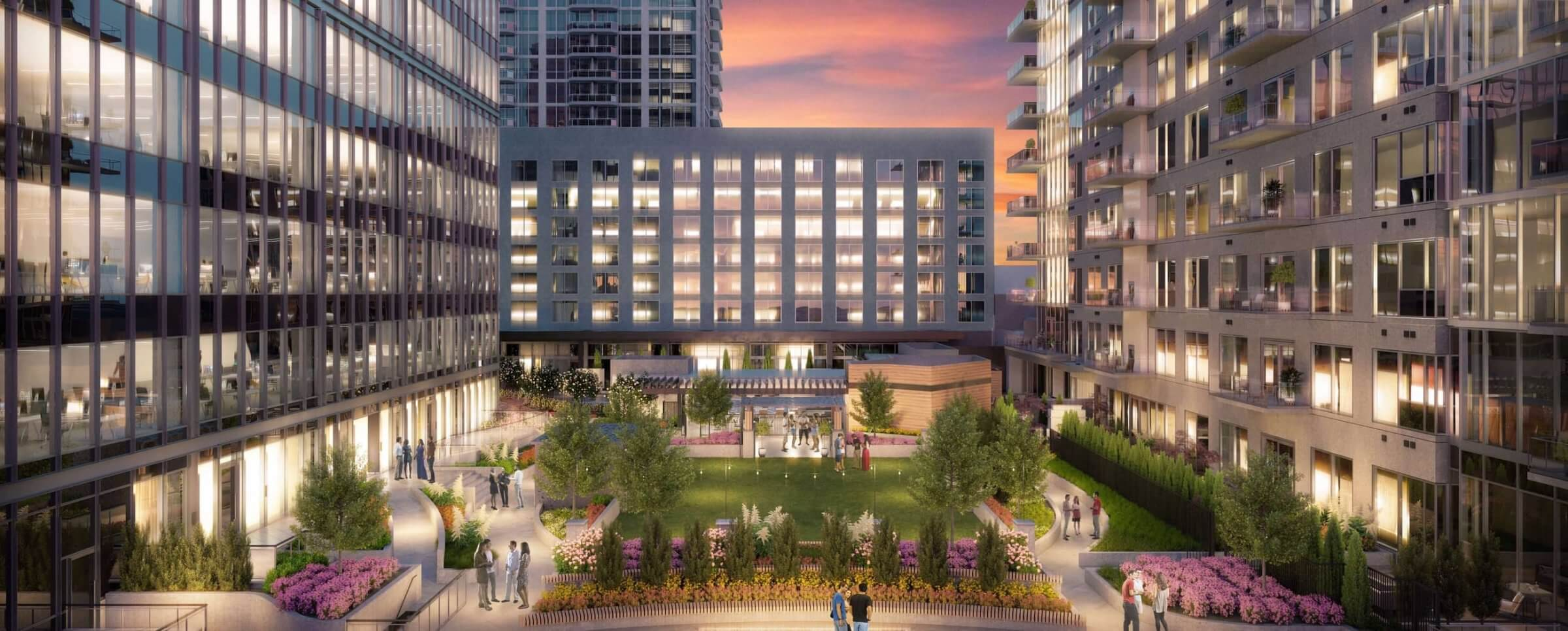 New Midtown hotel will feature culinary theater to bring guests' 'inner connoisseur to life'