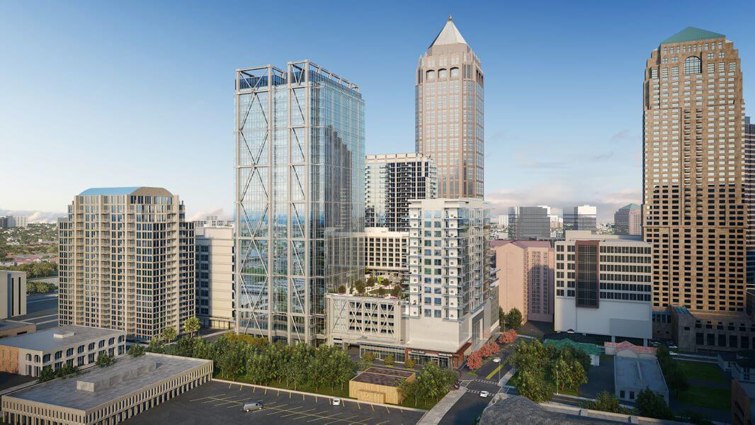 Food-focused Epicurean Atlanta hotel coming to Midtown this year