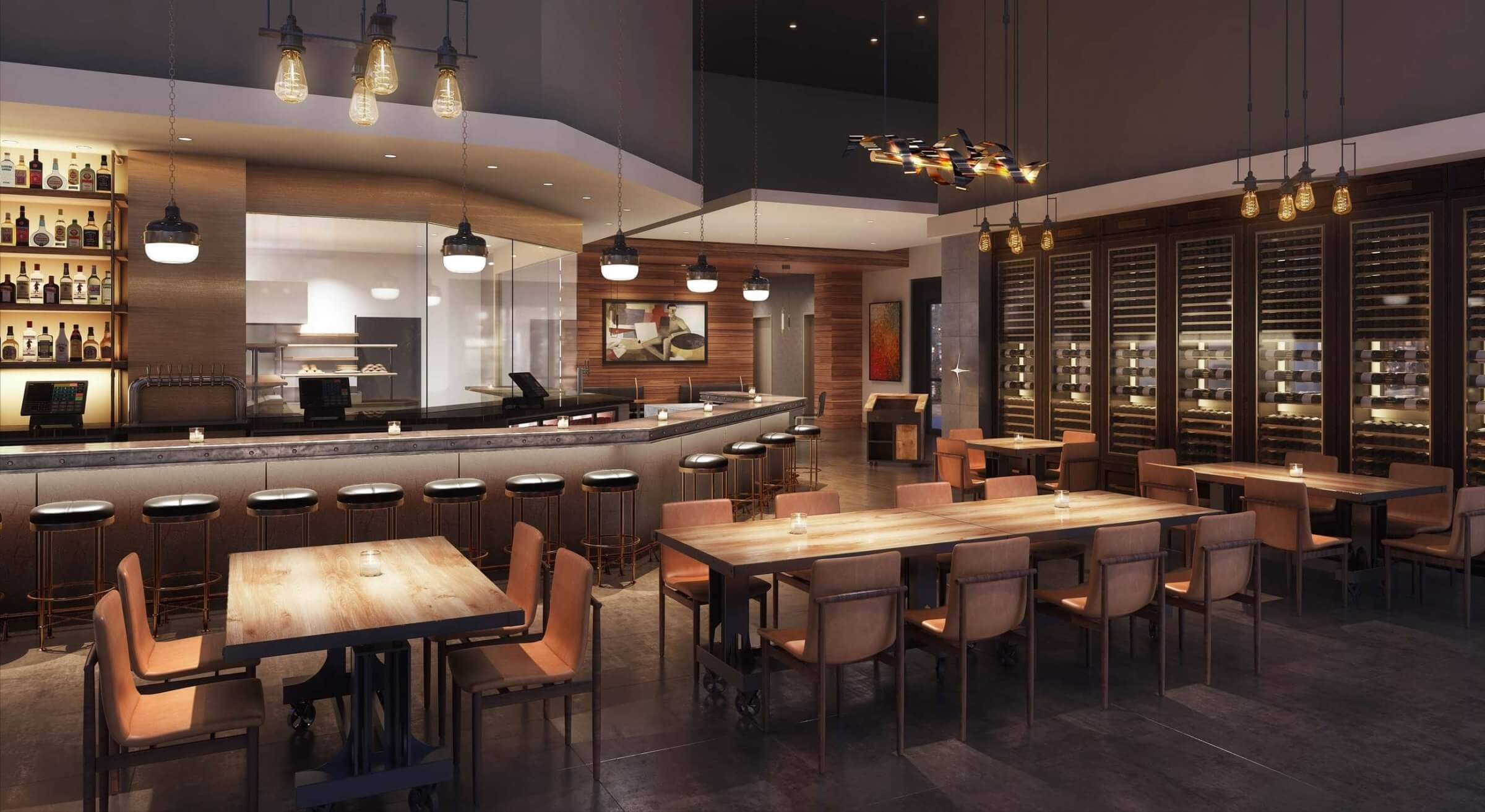 A Hotel For Food Lovers Opens in Midtown Atlanta Later This Year