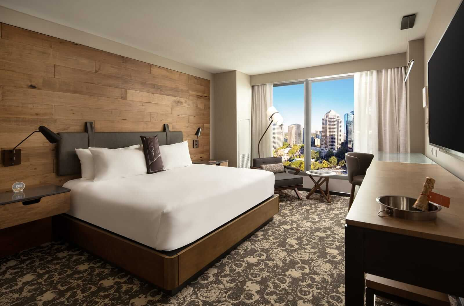 Midtown's Most Luxurious Staycation