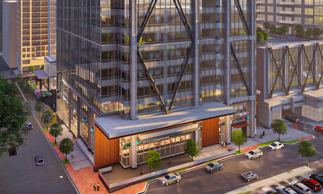 New Midtown tower reflects tech sector demand for trophy office space