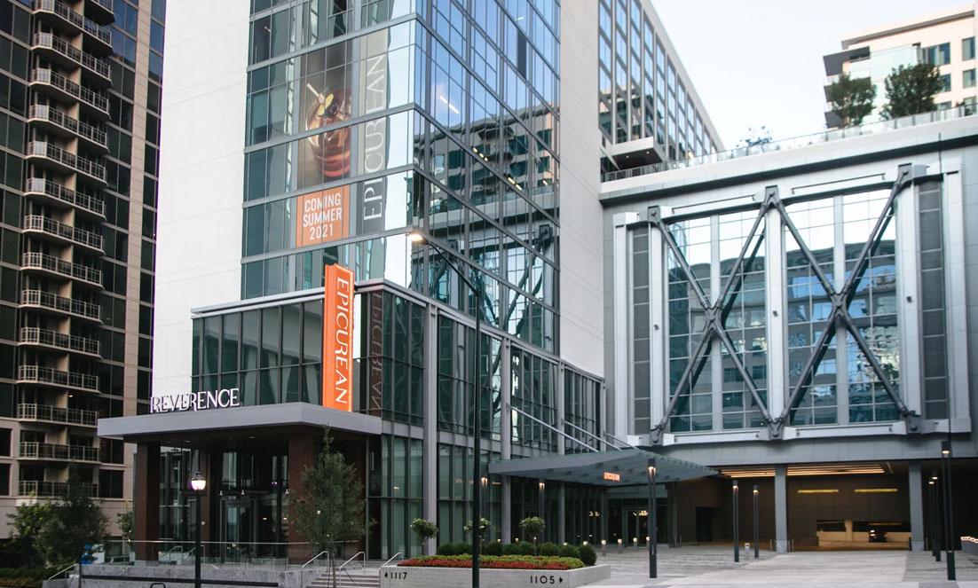 That Hotel for Food Lovers Opens in Midtown Atlanta This Week
