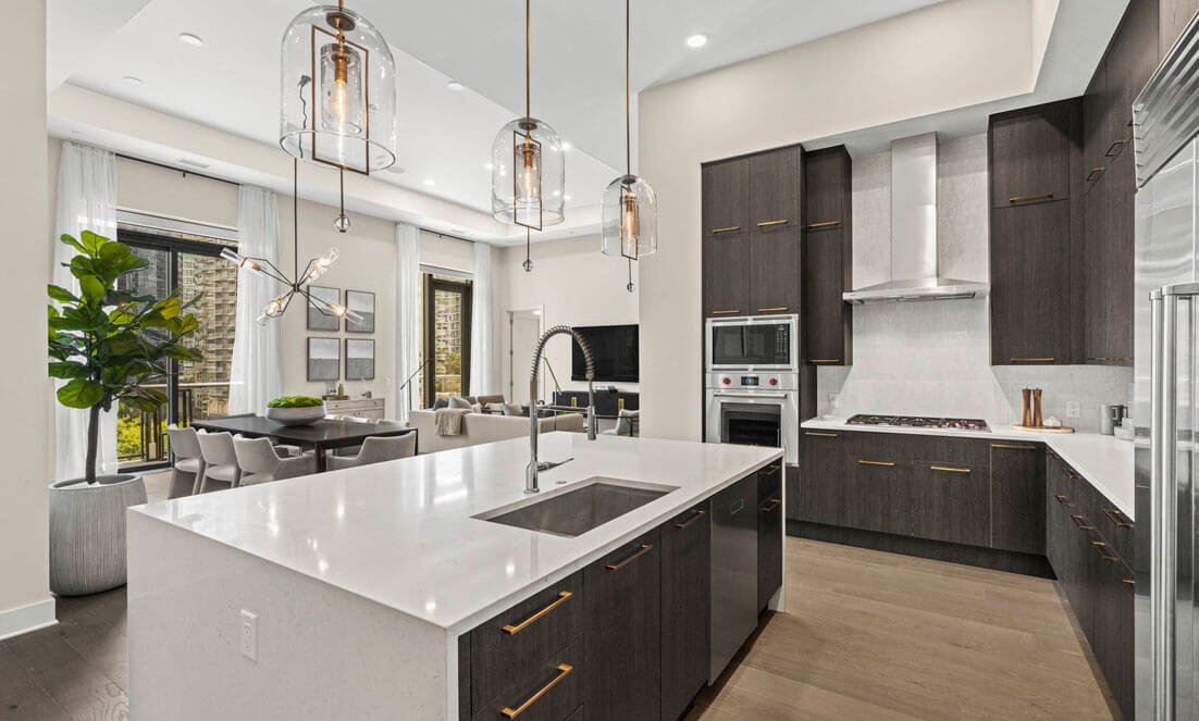 First Look at 40 West 12th Bringing Manhattan-Style Luxury Residences to Midtown Atlanta